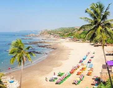 Rajasthan Tour with Goa and Mumbai